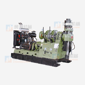 HXY-5A Spindle Core Drilling Rig